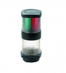 Tri-Colour + Anchor Light 12V