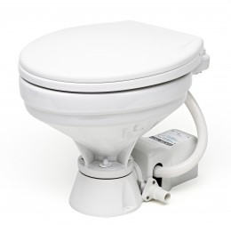 Electric Marine Toilet, Comfort Bowl 12v