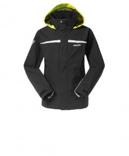 BR1 Breathable Coastal Jacket, Black/ Platinum