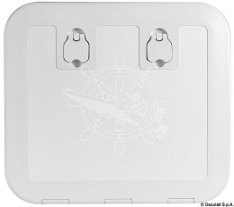 LURAN PVC Deck Hatch, White